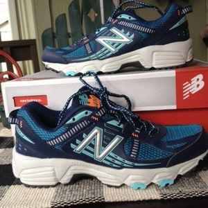 !❤✨HOST PICK 10/4✨❤! Size 8 NB Trail Running Shoes